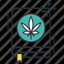 marijuana, marijuana basics, marijuana guide, weed, weed guide icon