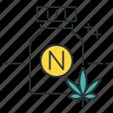 cannabis, cannabis edibles, cannabis nutrients, edibles, marijuana, marijuana edibles, marijuana nutrients icon