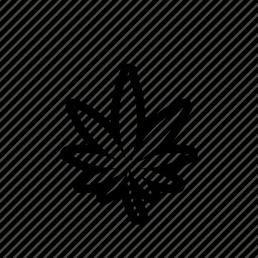 cannabis, hemp, leaf, marijuana, pot, pot leaf icon