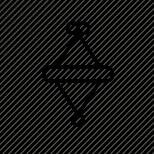 buoy, float, marine, nautical, sea, sign icon