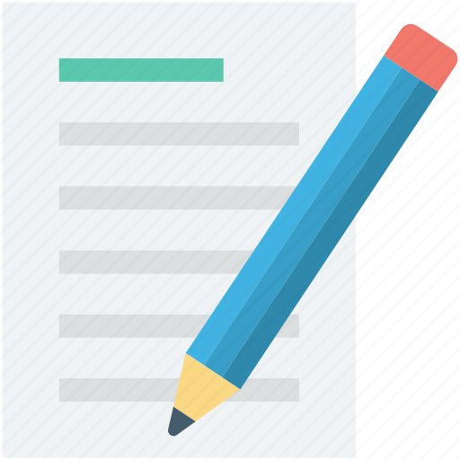 compose, script writing, sheet, writing, writing article icon