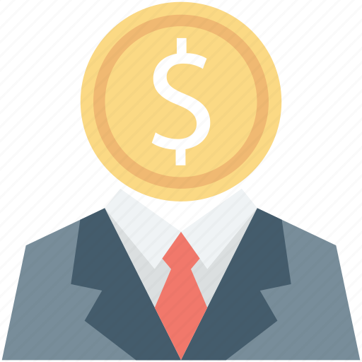 Accountant, businessman, businessperson, financier, investor icon - Download on Iconfinder