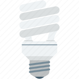 bulb, electric light, energy saver, led bulb, light bulb icon