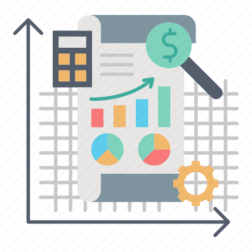 analysis, market, market & economics, report, statistics icon