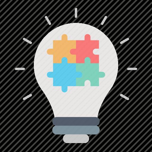 creative, idea, market & economics, marketing, strategy icon