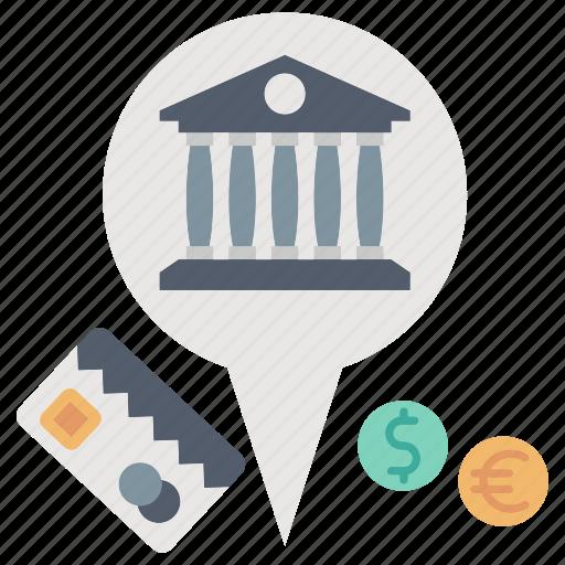banking, business, market & economics, money, pointer icon