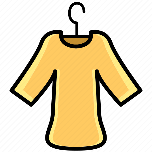 costume, dress, mall, market, shopping, store, t-shirt icon