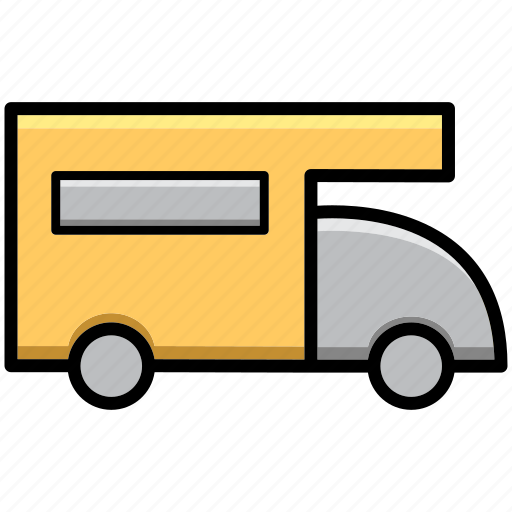 car, driver, mall, market, shopping, store, truck icon