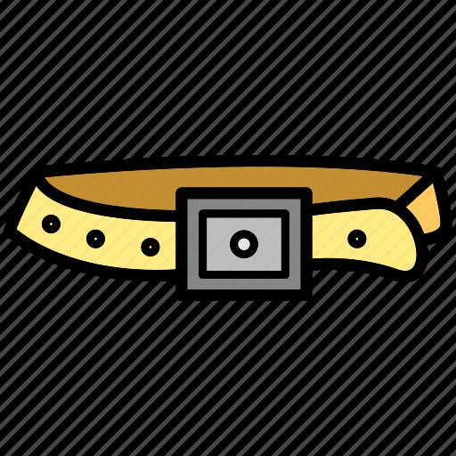 belt, mall, market, shopping, store, waist strap icon