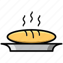 cake, cook, mall, market, shopping, store icon
