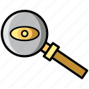 eye, find, mall, market, search, shopping, store icon
