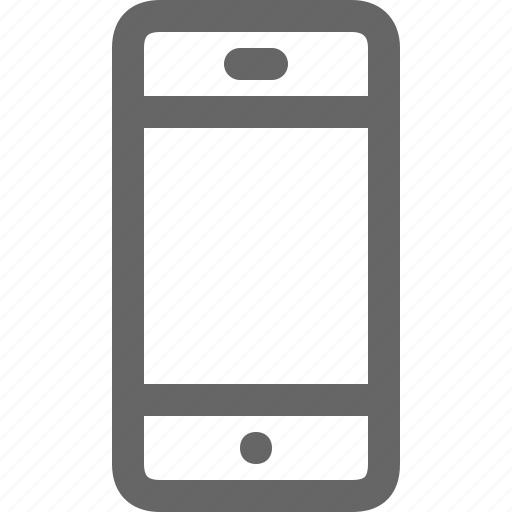 appliances, cell, cellphone, mobile, phone icon