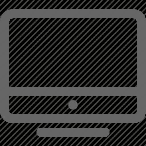 computer, desktop, imac, laptop, mac, monitor, pc icon