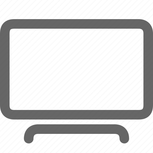 display, market, monitor, screen, television, tv, video icon