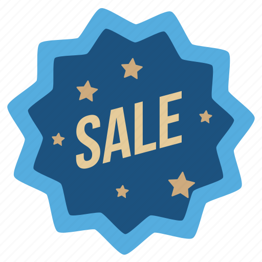 label, offer, ribbon, sale, shopping, sticker, tag icon
