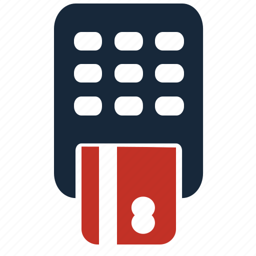 business, buy, card, credit card, machine, master card, payment icon