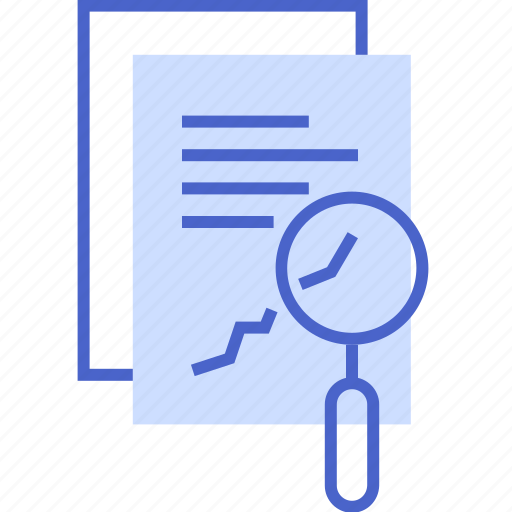 graph, magnifying glass, seo, tools and utensils, zoom icon