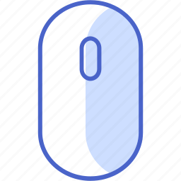 clicker, mouse, multimedia, technological icon