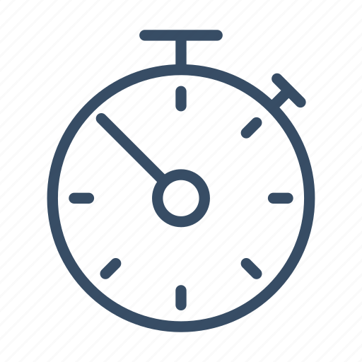 deadline, marketing, stopwatch, time, timer, timing icon