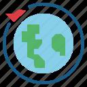 globel, internet, worldwide icon