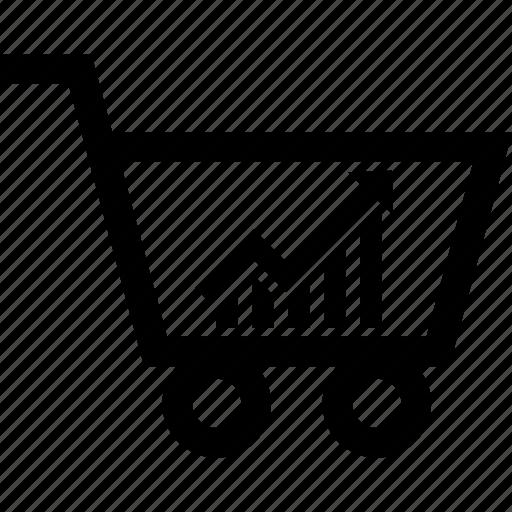 analysis, ecommerce, marketing, optimization icon