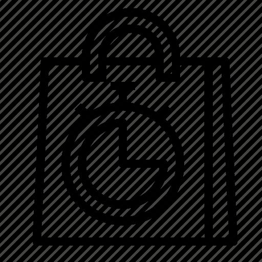 business, degree, quarter, three, time, to icon