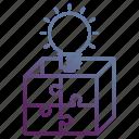 box, marketing, solution, strategy