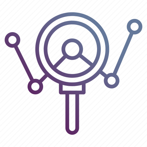 analysing, analysis, marketing, research icon