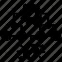 affiliate, dollar, gear, marketing, marketing icon icon