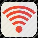 maketing, signel, wifi icon