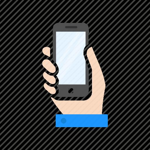 call, gadget, phone, smartphone icon