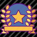 award, prize, medal