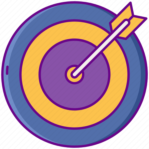 Goal, target, aim icon - Download on Iconfinder