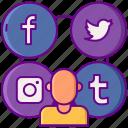 campaign, social media, marketing