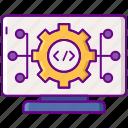 web, development, programming