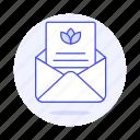 1, advertising, brand, branding, document, envelope, letter, logo, marketing icon
