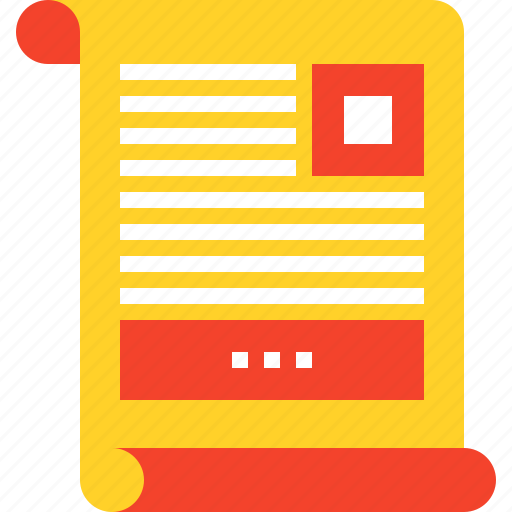 Advertising, document, marketing, paper, promo, promotion, sheet icon - Download on Iconfinder