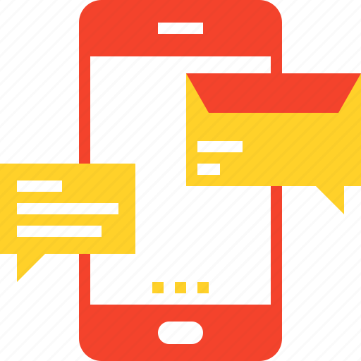communication, connection, email, marketing, message, mobile, phone icon