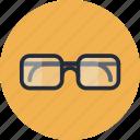 business, creative, eyeglasses, geek, glasses, hipster, item, look, looking, marketing, nerd, office, personal, smart, vision, web icon