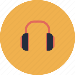 audio, business, headphones, internet, listen, marketing, music, sound, speaker, speakerphone, web icon