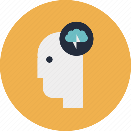 brain, brainstorm, brainstorming, business, creative, head, idea, ideas, inspiration, intelligence, man, marketing, mind, people, think, thinking, web icon