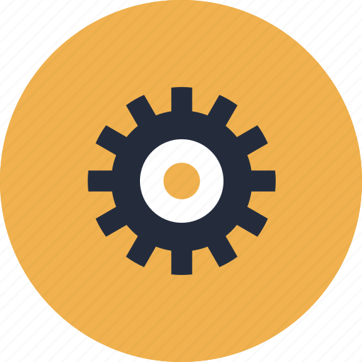 business, clockwork, cog, cogwheel, configuration, engineering, gear, industrial, marketing, mechanism, options, settings, technical, technology, wheel icon
