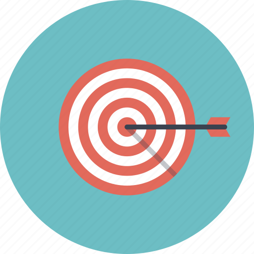 arrow, business, concept, goal, growth, marketing, mission, point, strategy, success, target, targeting, web icon
