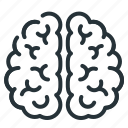 brain, brainstorm, marrow, think, brainstorming icon