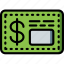 coupon, marketing, selling, sales, retail icon