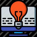 idea, selling, marketing, sales, desktop, retail icon