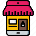 marketing, selling, sales, store, retail icon