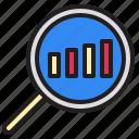 focus, marketing, plan, promotion, seo, ui icon