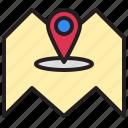 map, marketing, promotion, seo, ui icon