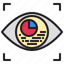 marketing, promotion, seo, ui, vision icon